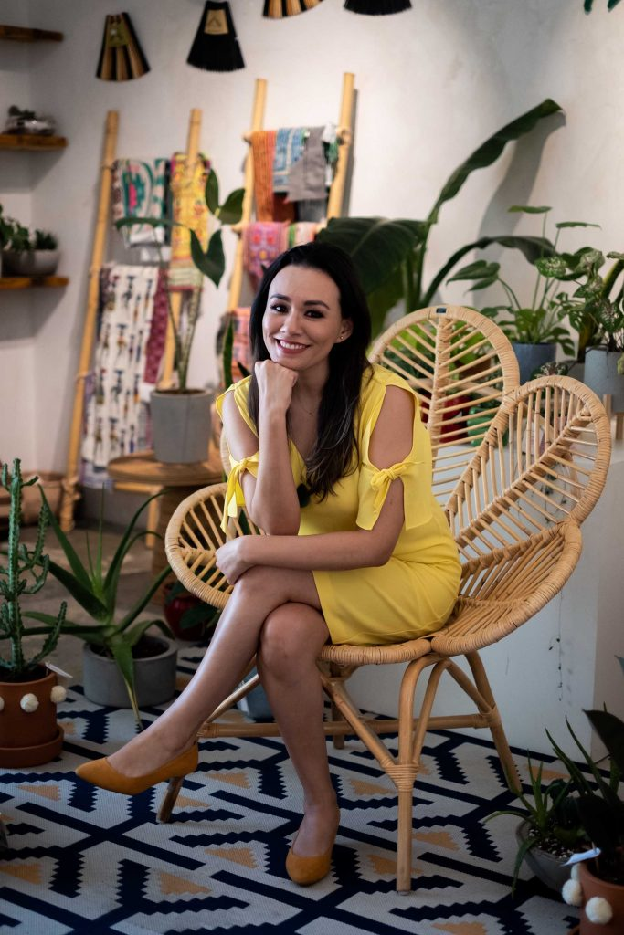Dania Roza founder at Kactus Media Mareting Agency